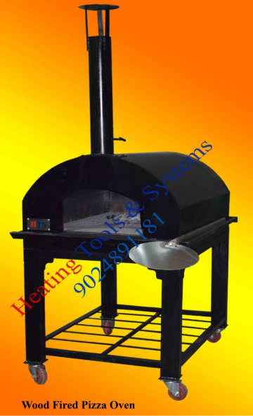 commercial wood fired pizza oven, commercial pizza oven, india