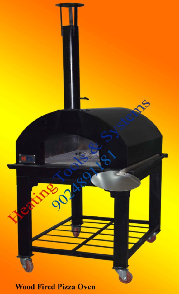 Wood Fired pizza Oven Manufacturers in India, Wood Fired Pizza Oven india