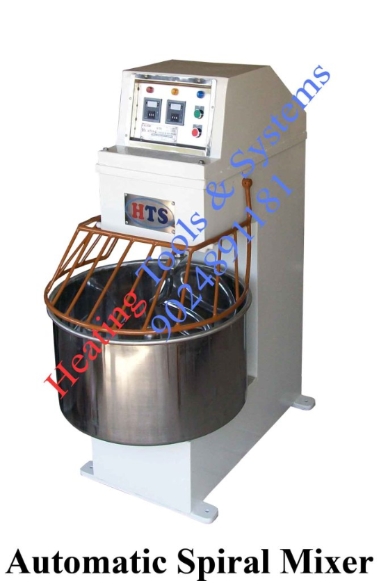 Automatic spiral Mixer 50kg, High Speed Spiral Mixer