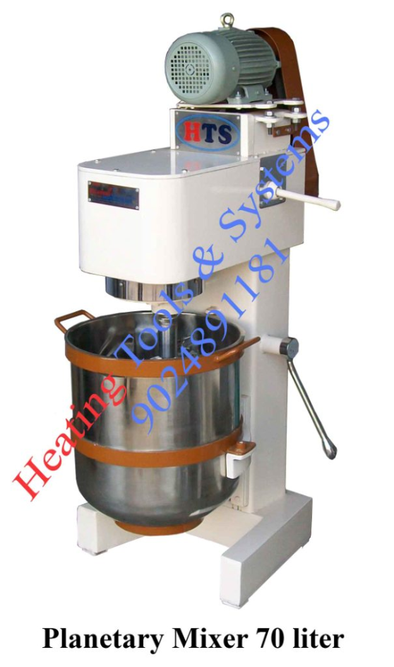 Planetary Mixer manufacturers, Planetary Mixer India