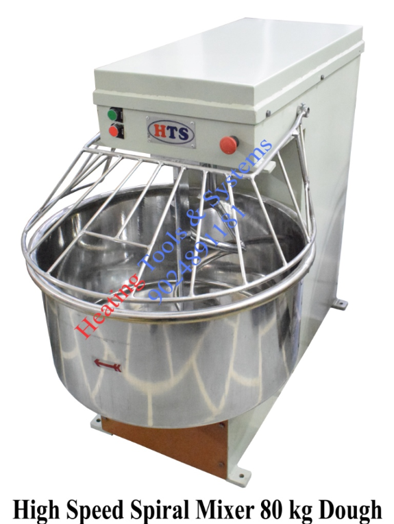 High speed spiral mixer, spiral mixer machine price